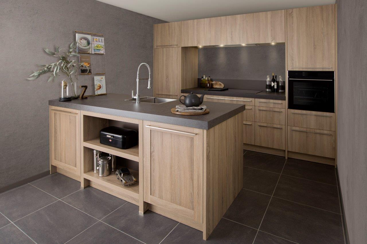 Elba Cascada washed oak